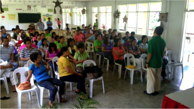 ROMBLON HOSPITAL AND COMMUNITY TRAINING