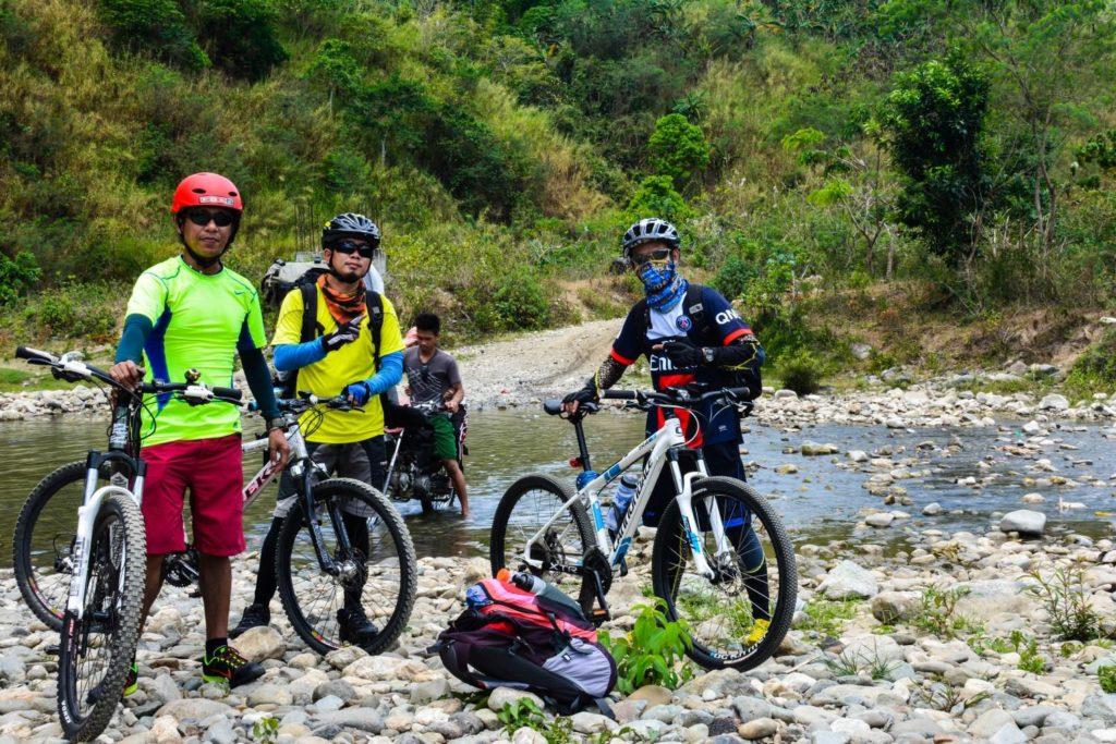 Biking for GiveLight