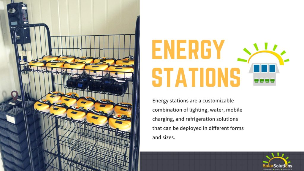 Energy Station – Information Pic
