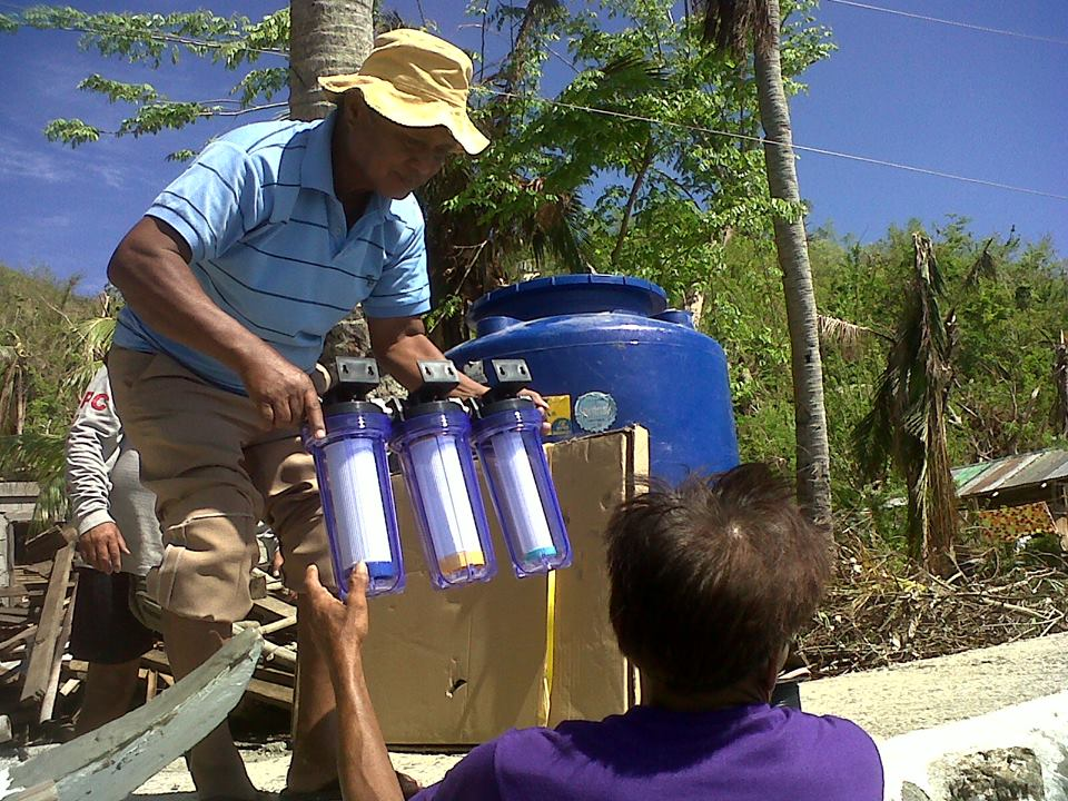 Picture – Clean Water for Olatayan, Roxas City