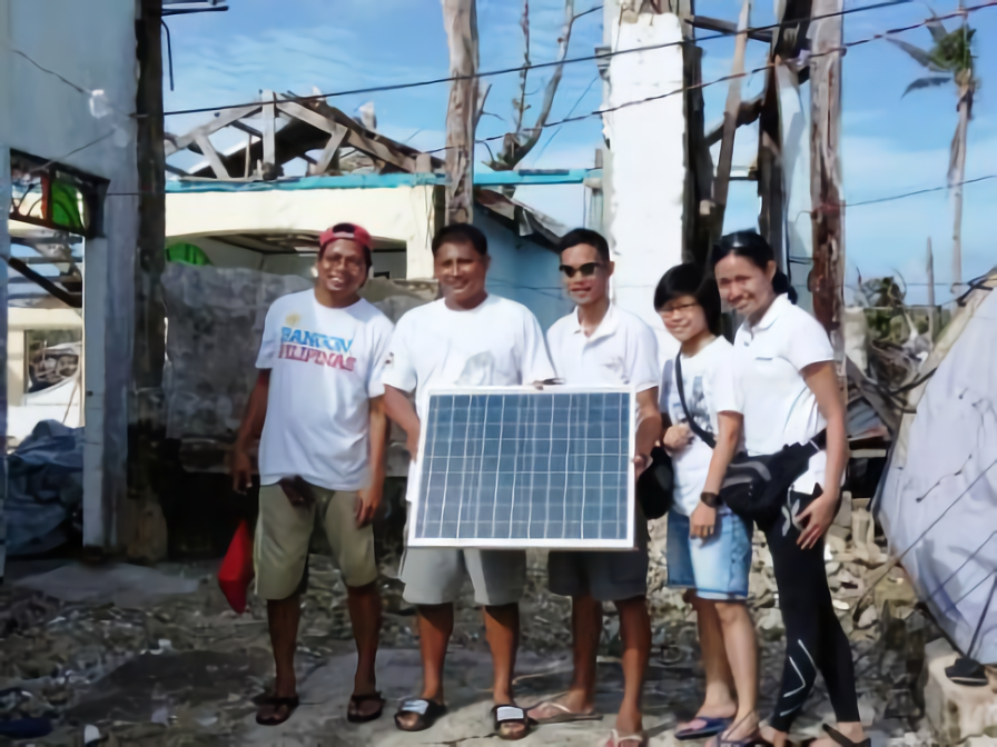 Picture – Manicani Island Disaster Relief 2x