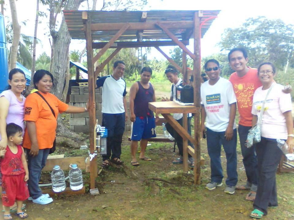 Picture – Pangangan Elementary Water System