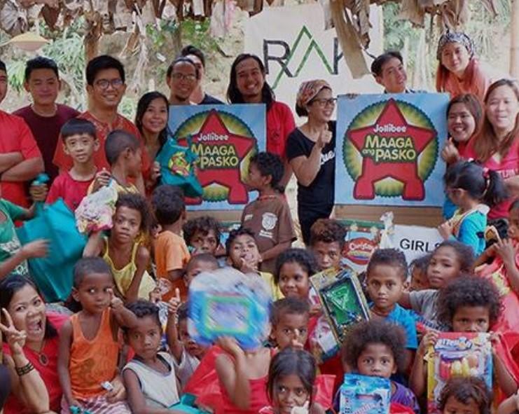 RAK GiveLight Pasko Fiesta 2018